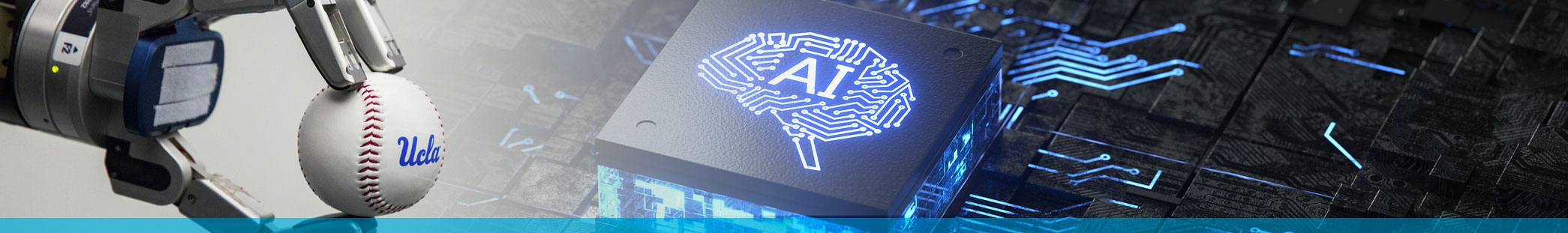 Artificial Intelligence Graphic Banner